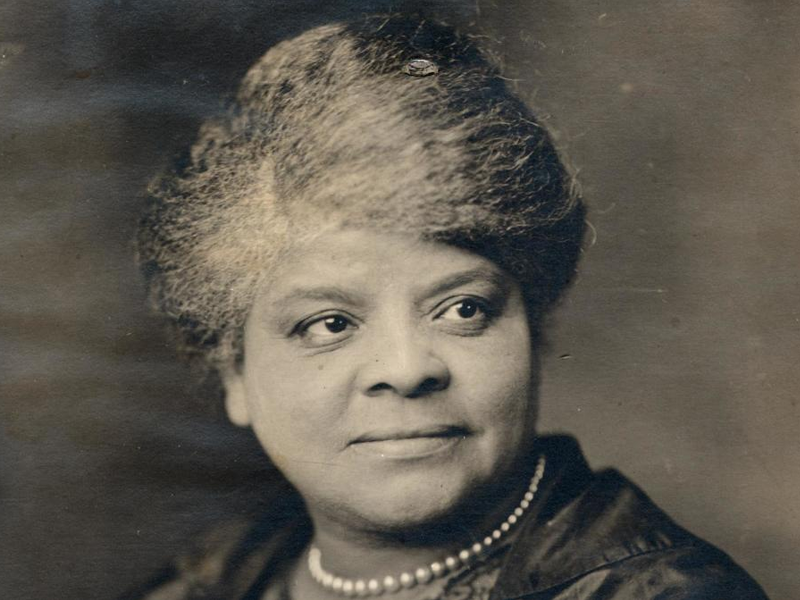 Ida B. Wells : A Passion for Justice