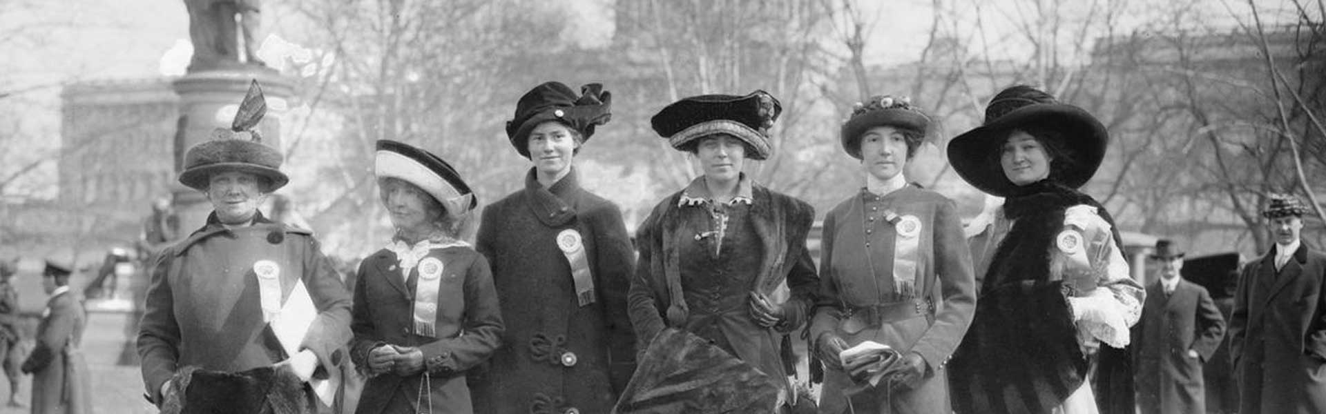 Suffrage March on Washington