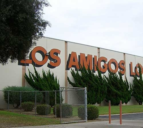 Los Amigos High School