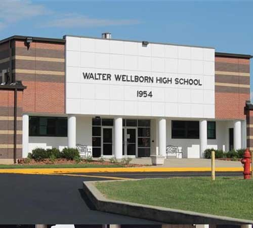 Walter Wellborn High School