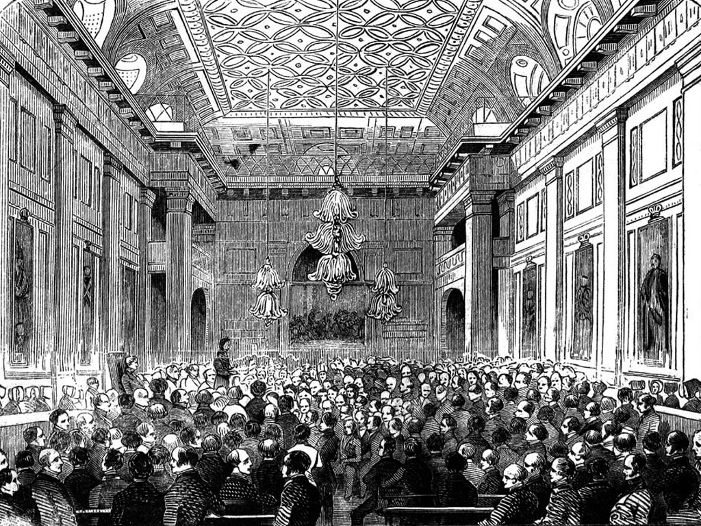 First World Anti-Slavery Convention