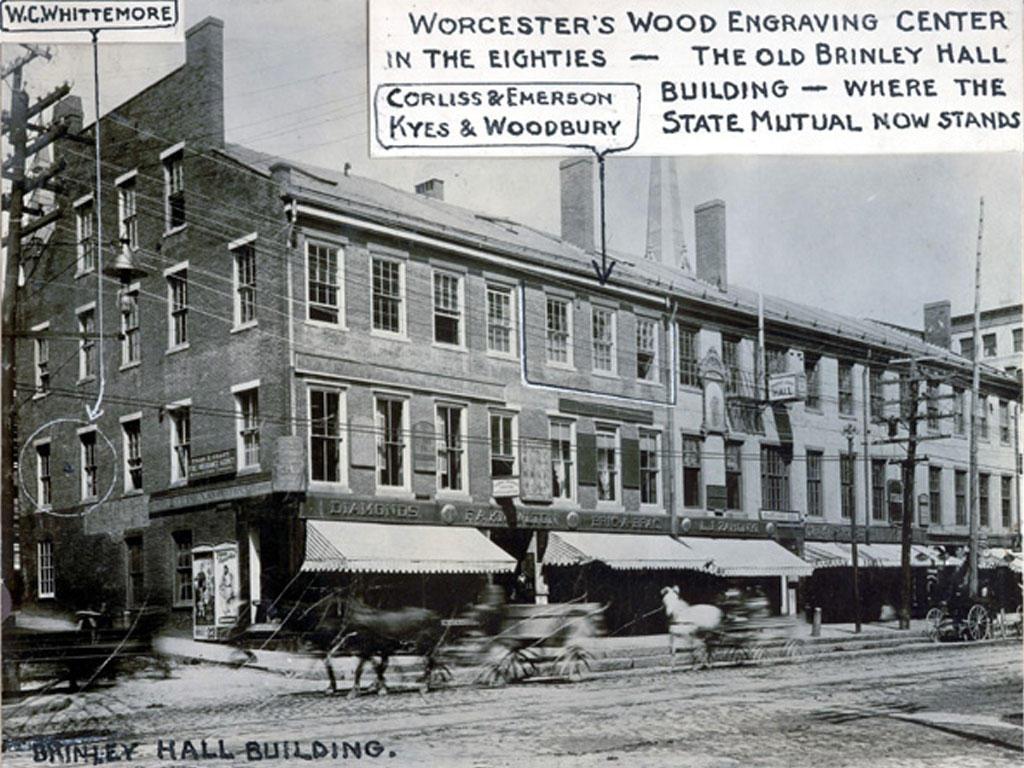 The first National Women's Rights Convention takes place in Worcester, MA